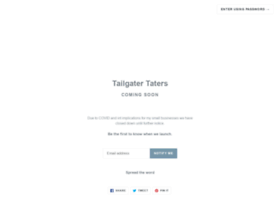 tailgatertaters.com