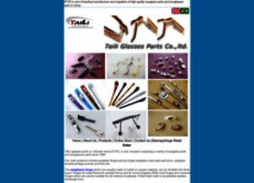 tailiglassesparts.com
