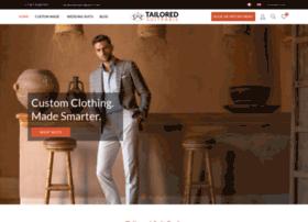 tailoredsuitparis.com
