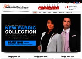 tailoredsuitsparis.com