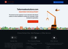 tailormadesolutions.com