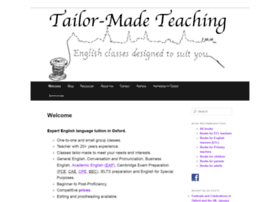 tailormadeteaching.com
