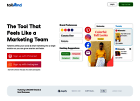 tailwindapp.com