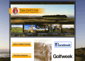 tain-golfclub.co.uk