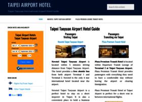 taipeiairporthotel.com