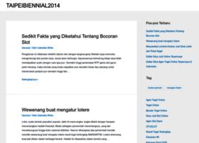 taipeibiennial2014.org