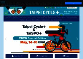 taipeicycle.com.tw