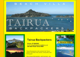 tairuabackpackers.co.nz