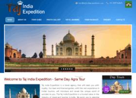 tajindiaexpedition.com