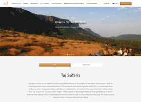 tajsafaris.com