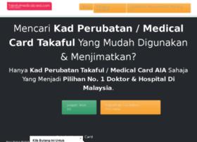 takafulmedicalcard.com