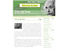 take-iqtest.com
