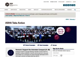 takeaction.asha.org