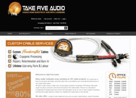 takefiveaudio.com