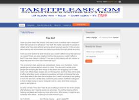 takeitplease.com