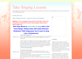 takesinginglessons.blogspot.com