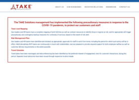 takesolutions.com
