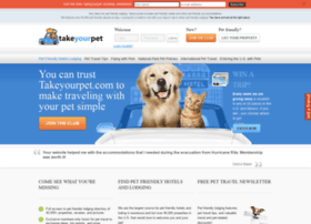 takeyourpet.com