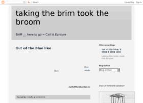 takingthebrim.blogspot.ca