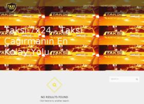 taksi724.com.tr