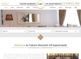 taksimbomontivipapartments.com