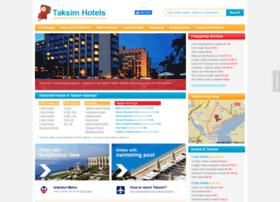 taksimhotels.com