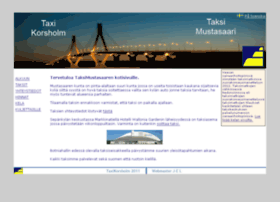 taksimustasaari.fi