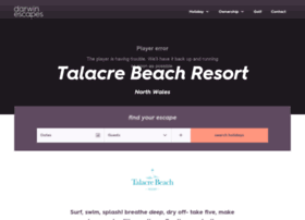 talacrebeach.co.uk
