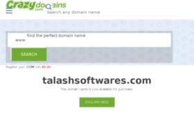 talashsoftwares.com