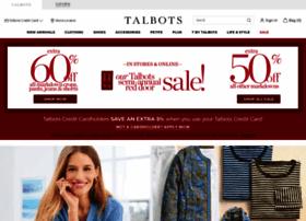 talbots.com
