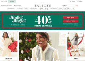 talbotsinc.com