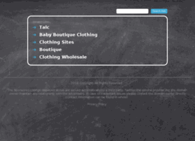talcboutique.com