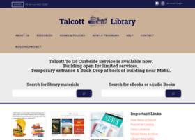talcottfreelibrary.com