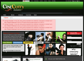 talent.cinecurry.com