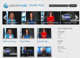 talent.splashmedia.com