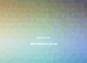 talentfactor.co.za