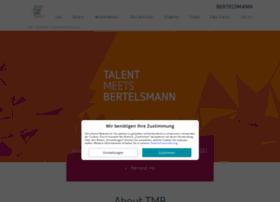 talentmeetsbertelsmann.com