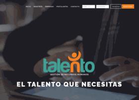 talento.com.bo