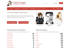 talentpages.com