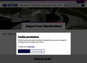 talentscotland.com