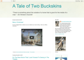 taleoftwobuckskins.blogspot.com