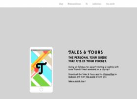 talesandtours.com