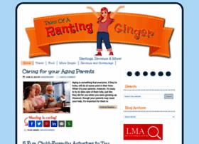 talesofarantingginger.com