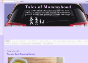 talesofmommyhood.com