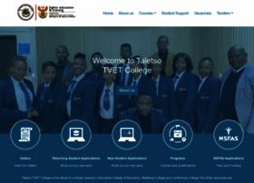 taletsofetcollege.co.za