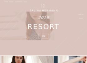 talinahermann.com