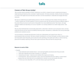 talis-group-limited.workable.com