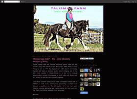 talismanfarmsporthorses.blogspot.com