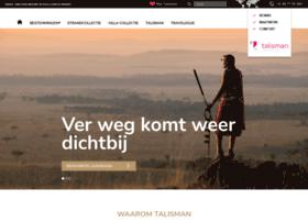 talismanreizen.nl