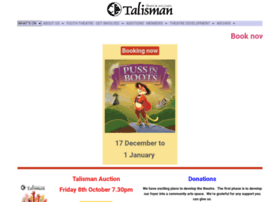 talismantheatre.co.uk